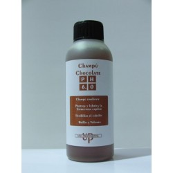 CHAMPU AL CHOCOLATE PH 6.0 - 75 ml.