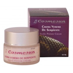 CREMA VENENO DE SERPIENTE 50 ml.