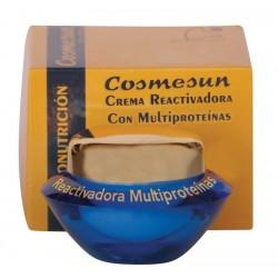 CREMA REATIVADORA CON MULTIPROTEINAS 50 ML.