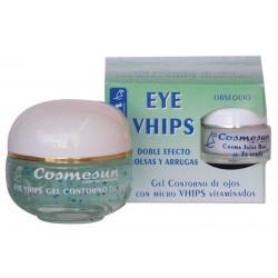 EYE VHIPS - CONTORNO DE OJOS DE DOBLE EFECTO. C. 30 ml.