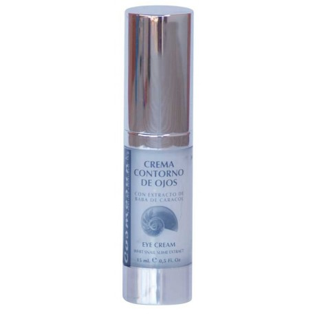 EYE AND LIPS CREAM WITH SNAIL SLIME EXTRACT AND ALOE. C. 15 ml.