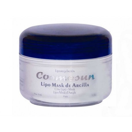 LIPO MASK – CLAY MASK. C. 200 ml.