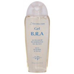 GEL BUSTO REAFIRMANTE ACTIVO - BRA. C. 250 ml.