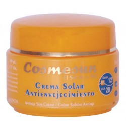 SOLAR ANTI-AGING CREAM . C. 50 ml.