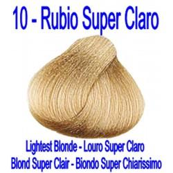 10 RUBIO SUPER CLARO