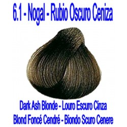6,1 NOGAL - RUBIO OSCURO CENIZA