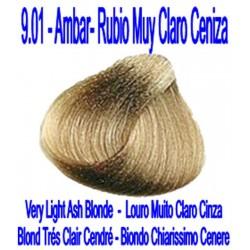 9.01 ÁMBAR - RUBIO MUY CLARO CENIZA