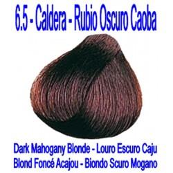 6.5 CALDERA - RUBIO OSCURO CAOBA