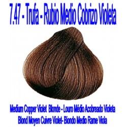 7.47 TRUFA - RUBIO MEDIO COBRIZO VIOLETA