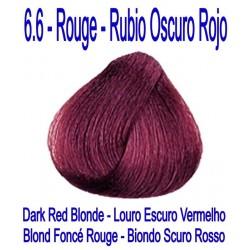 6.6 ROUGE - RUBIO OSCURO ROJO