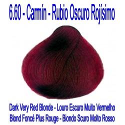 6.60 CARMÍN - RUBIO OSCURO ROJÍSIMO