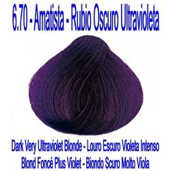 6.70 AMATISTA - RUBIO OSCURO ULTRAVIOLETA