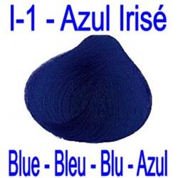 I-1 AZUL IRISÉ - CITRIC AZUL