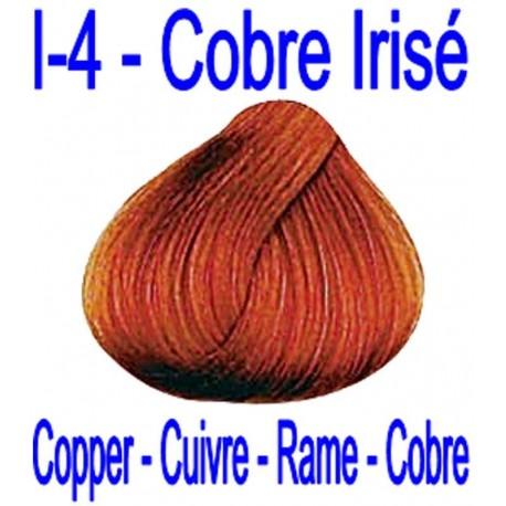 I-4 COBRE IRISÉ - CITRIC COBRE